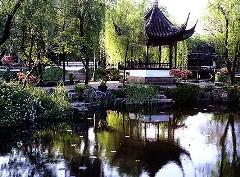 游苏州拙政园有感