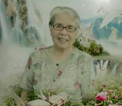 奶奶我爱您